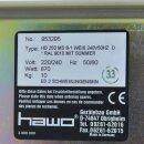 gebrauchtes Folienschweißgerät Hawo HD 250 MS 8-1