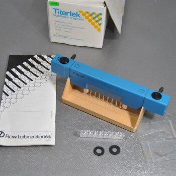 gebrauchter Washer für Elisa-Platten flow Laboratories Titertek handiwash 110