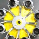 neuwertiger Ausschwing-Rotor Hettich 1312 8x15ml 4.800 U/min