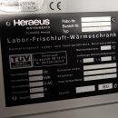 gebrauchter Ex-Schutz Wärmeschrank Heraeus FT6060 52 Liter