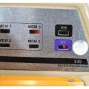 gebrauchtes Durchsicht-Densitometer x-Rite uv vis densitometer 339 (369)