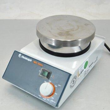 gebrauchtes Magnetrührgerät, Magnetrührer Heidolph MR 3000