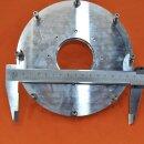 gebrauchte 50 mm Adapterplatte u.a. für Heidolph Magnetrührer auf 50mm