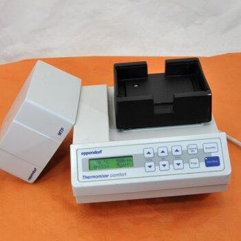 gebrauchter Eppendorf Thermomixer comfort 5355 mit MTP-Block
