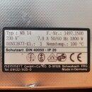 gebrauchtes Labor-Wasserbad Memmert WB14 14 Liter Digitalsteuerung