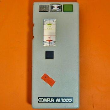 gebrauchtes Mini-Photometer Compur M1000 Blutanalyse
