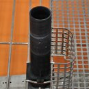 gebrauchter Spülkorb Oberkorb Lafette Miele O165, inkl. Einsatz