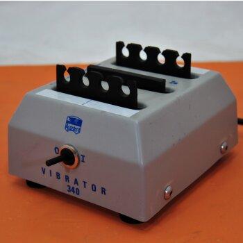 gebrauchter Hecht Assistent Vibrator 340 für Blutmischpiptten