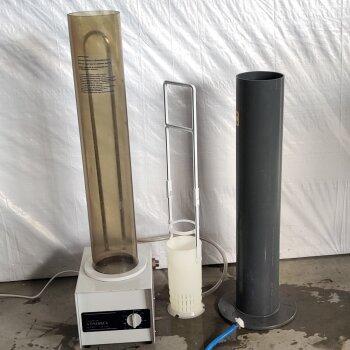 gebrauchtes Ultraschallbad Bandelin Sonorex Super PR 140 für Pipetten, Rohre etc.