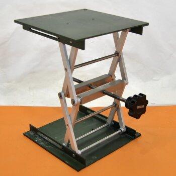 gebrauchte, stabile Labor-Hebebühne OMNILAB 27 cm