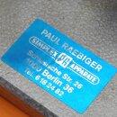 gebrauchter Simplex Ampullenverschließer Schmelzgerät 1048 Erdgas