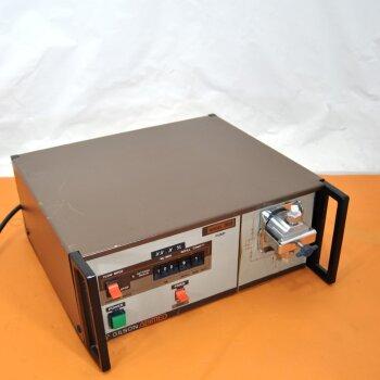gebrauchte isokratische Pumpe Gilson Abimed 303 mit Pumpenkopf 5.SC