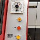 gebrauchte Schwingscheibenmühle Fritsch Pulverisette 9 mit Mahlbecher