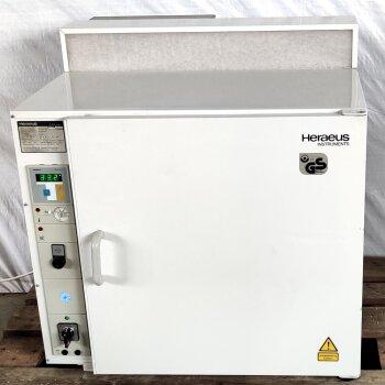 gebrauchter Ex-Schutz Wärmeschrank bis 250°C Heraeus LUT 6050 105 Liter