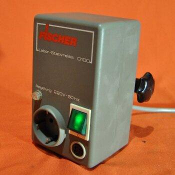 gebrauchte Temperatursteuerung Fischer Labor-Stativrelais 0100