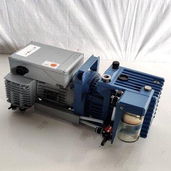 gebrauchte Hybrid-Vakuumpumpe Vacuubrand RC 5 Drehschieber + Membran