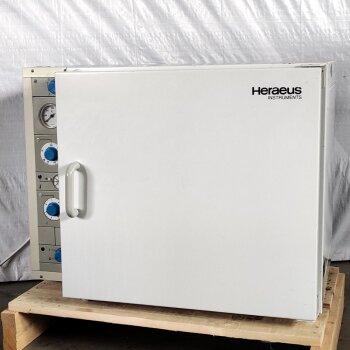 gebrauchter Wärmeschrank Heraeus T6060, 300°C, 57 Liter