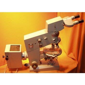Carl zeiss jena neigbarer mikroskop tisch mit cm Ø auch für smx