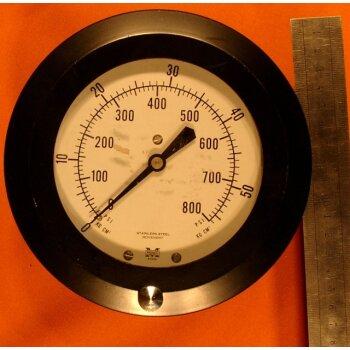 Manometer 0-56 bar Überdruck