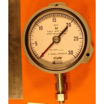 Manometer 0-30 PSIG Überdruck