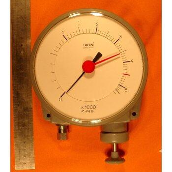 Volumenanzeige Haenni 0-5000 Liter, (Füllstandsanzeiger) mechanisch