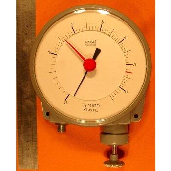 Volumenanzeige Haenni 0-6000 Liter, (Füllstandsanzeiger) mechanisch
