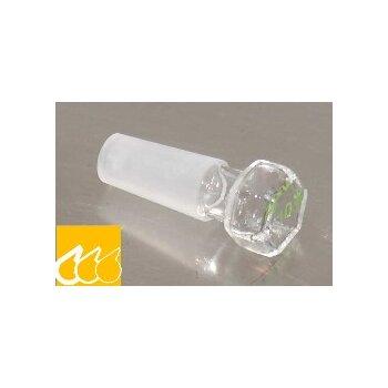 Schliffstopfen Normschliff NS 10/19 Glas