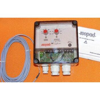 gebrauchter Temperaturregler ISOPAD ICon TSW-3
