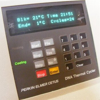 Perkin Elmer CETUS DNA Thermal Cycler  (Thermocycler)