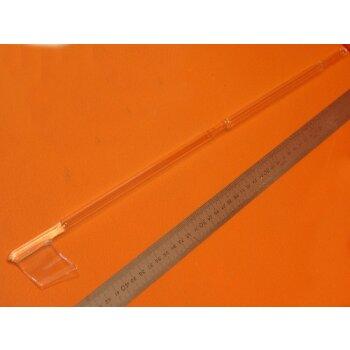 Laborrührer Glas-Rührorgan 10mm 47cm #789