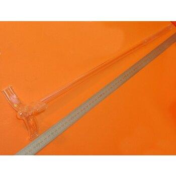 Laborrührer Glas-Rührorgan 16mm 60cm#780 gebraucht