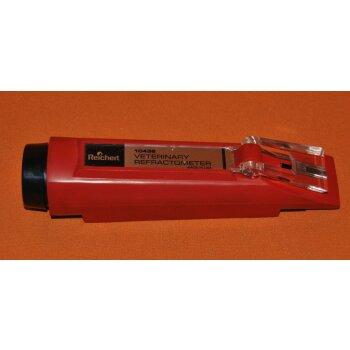 Handrefraktometer Reichert-Jung 10436 (Leica), robust, Veterinär-Refraktometer