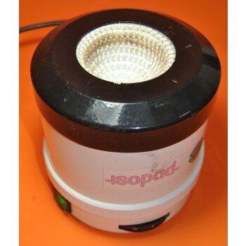 gebrauchte Gehäuseheizhaube ISOPAD LG2 ER/100  für 100ml  Rundkolben