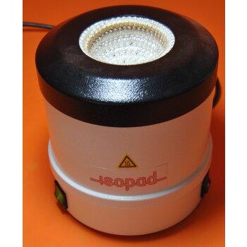 Gehäuseheizhaube ISOPAD LG2 100  für 100ml  Rundkolben