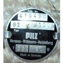 Heizhaube Heraeus PILZ für 100 mL Rundkolben Typ G2/100