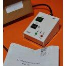 Temperaturbegrenzer HORST HW16, für PT100, 0-400°C, max. 3600W unbenutzt ovp