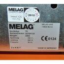 Melag 75 Heißluft-Sterilisator (gebraucht) Ionto-gelabelt