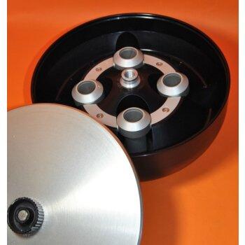 gebrauchter Ausschwing-Rotor Rotor Beckman JS-13   4x50ml, 13.000 U/min