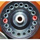 gebrauchter Festwinkel-Rotor Beckman JA-21 | 18x10ml, 21.000 U/min