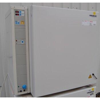 gebrauchter CO2-Begasungsbrutschrank Kupfer Heraeus BB6220CU 220 Liter
