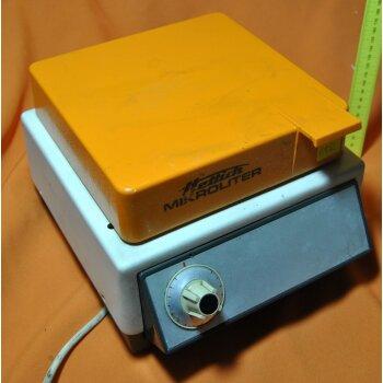 gebrauchte Zentrifuge Hettich Mikroliter, techn. intakt, ERSATZTEILSPENDER