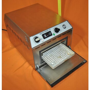 Melag 75 Heißluft-Sterilisator (gebraucht) Ionto-gelabelt (Ionto Steril UL)