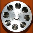 gebrauchter Festwinkel-Rotor Kontron / Sorvall / Beckman TFT 70.38 titan 70.000 U/min