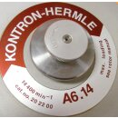 gebrauchter Festwinkel-Rotor Kontron-Hermle A6.14 14.000 U/min