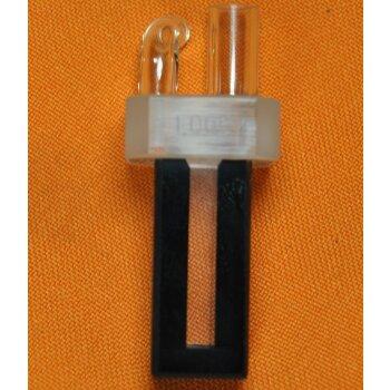 gebrauchte Durchflussküvette 10 mm