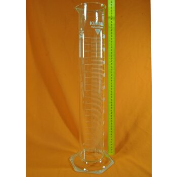 Kimble Chase Messzylinder 2000 ml hohe Form, dickwandig, ISO, NEUWARE