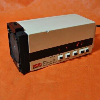 gebrauchte Peristaltikpumpe LKB 2132 Micro Perpex mit Pumpe 90 01 1880