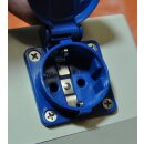 gebrauchtes Schaltrelais für Kontaktthermometer Dinkelberg UTR 3
