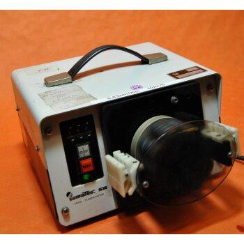 gebrauchte 4-Kanal Peristaltikpumpe Ismatec ISM221C-0689