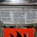 gebrauchtes Edelstahlfass Salzkotten Sicherheitsgefäß 50L